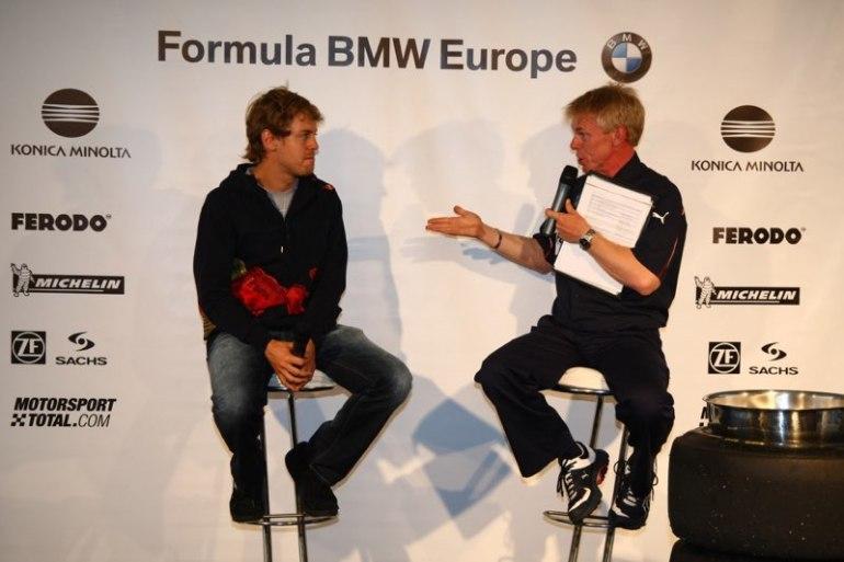 Formula BMW Europe 2010, Rd 07 & 08, Silverstone, England UK, Saturday
